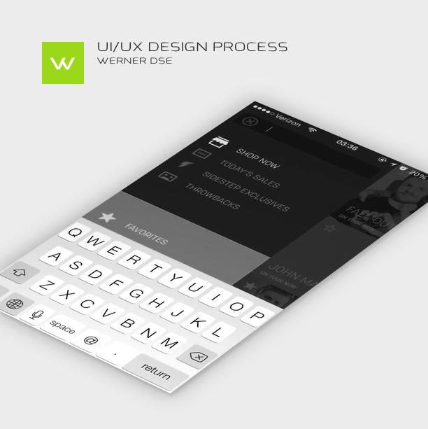UI / UX Design Process